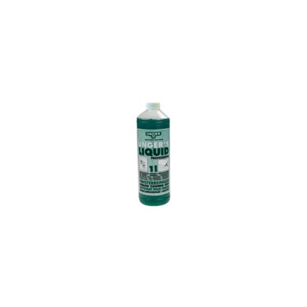 Produit de nettoyage vitre liquide unger 1 litre nettoyant pour vitres le raton - Produit deperlant pour vitres ...