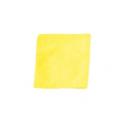 Chiffon lavette MICROFIBRE JAUNE lot de 5