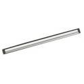 Barrette de rechange avec caoutchouc pour raclettes vitres 45 cm INOX