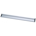 Rail alu nu 90 cm pour supports manches