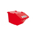 Poubelle Container Eco tri 45 Litres BOX ROUGE