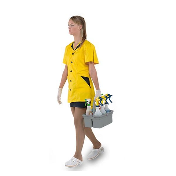 Panier rangement produit d'entretien - Dépoussiérage, balayage, nettoyage, lavage | LeRatonLaveur