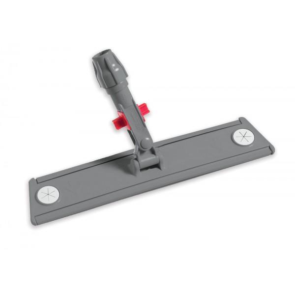 Support balai 40 cm avec syst me velcro et blocage articulation le raton laveur - Meilleur balai pour laver le sol ...