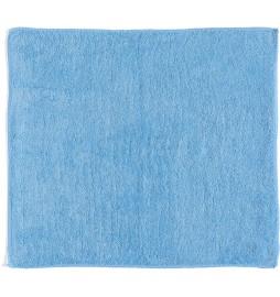 Chiffonnette Microfibre bleu Lot de 5